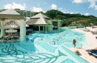 Save up to 60% on Sandals La Toc from £1399 pp 7 nights all inclusive