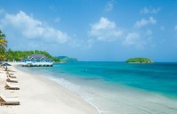 Sandals Halcyon Beach from £1359 pp with free room upgrade to Club Level