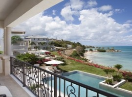Blue Waters Antigua from £1245 pp for 7 nights