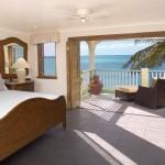 Rock Cottage Master Bedroom