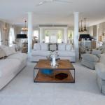 Turtle Cottage Lounge Area