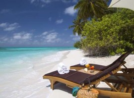 Atmosphere Kanifushi From Only £1756 PP for 7 Nights