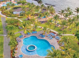 Coconut Bay Beach Resort from only £1505 per person