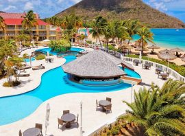 Royal St. Lucia from only £1525 per person