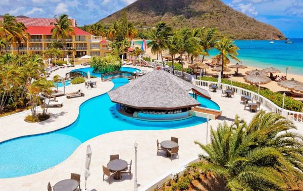 Royal St Lucia Resort and Spa – Rex Resorts