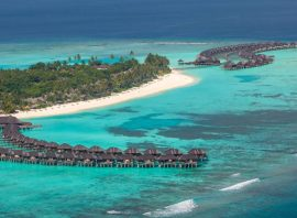 The Sun Siyam Iru Fushi Maldives from only £3075 per person