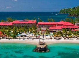 Sandals Grande St Lucian from £1915 pp 7 nights All Inclusive