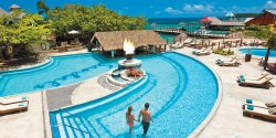 Sandals Ochi Beach Resort from £1435 pp 7 nights All Inclusive
