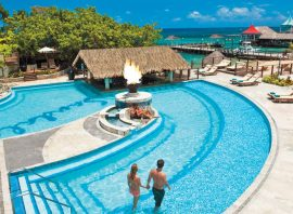 Sandals Ochi Beach Resort 2 for 1 offer from £1279 pp 7 nights All Inclusive