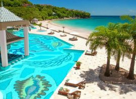 Sandals Regency La Toc from only £1535 pp 7 Nights All Inclusive