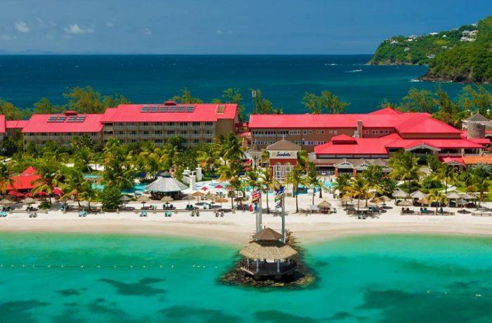 Sandals Grande St.Lucian