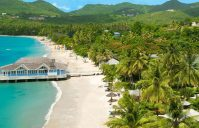 Sandals Halcyon Beach from only £1559 pp 7 nights All Inclusive
