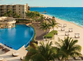 Dreams Riviera Cancun From Only £1295 pp 7 nights