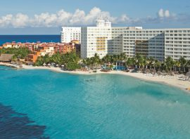 Dreams Sands Cancun From Only £1215 pp 7 nights